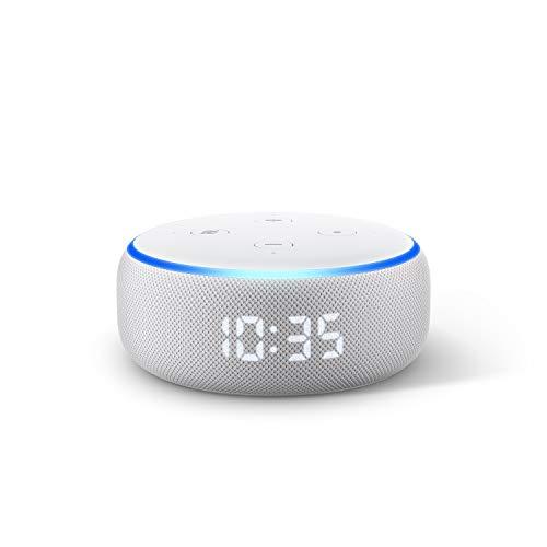 Der neue Echo Dot (3.Gen.) – smarter...