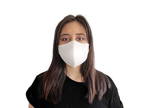 Waschbare Premium Mundschutz Maske aus 70%...