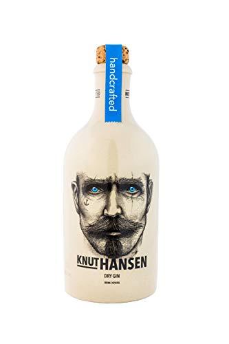 KNUT HANSEN DRY GIN – handcrafted Gin nach klassisch nordischer Art,...