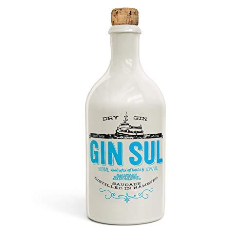 Gin Sul (1x0,5l) Original Dry Gin destilliert und abgefüllt in...