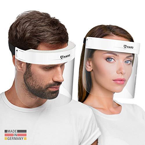 HARD 1x Pro Visier Gesichtsschutz Zertifiziertes...