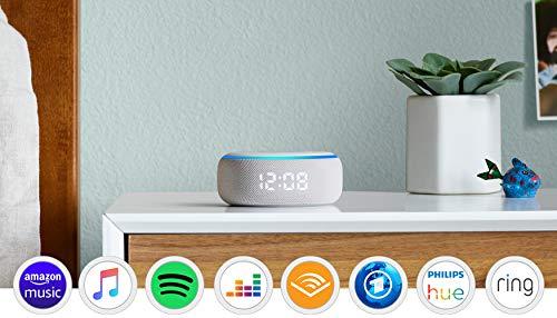 Echo Dot (3.Gen.) – smarter Lautsprecher mit...