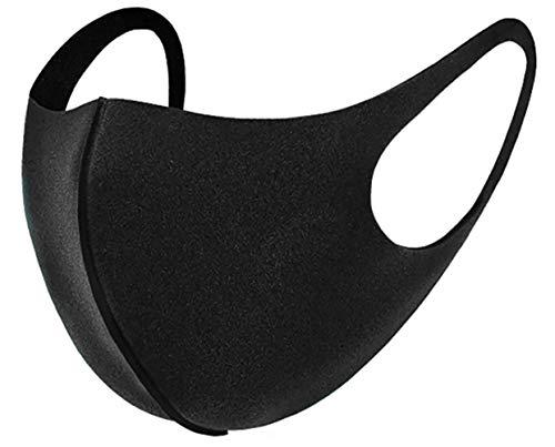 5 x Mundmasken für Freizeit Sport Training...