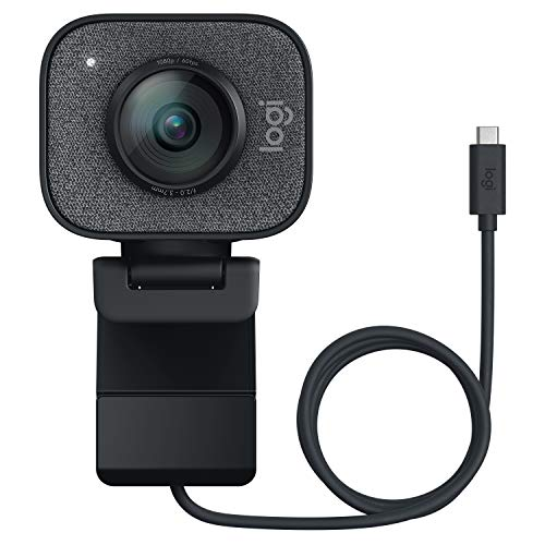 Logitech Streamcam Webcam für Live Streaming und...