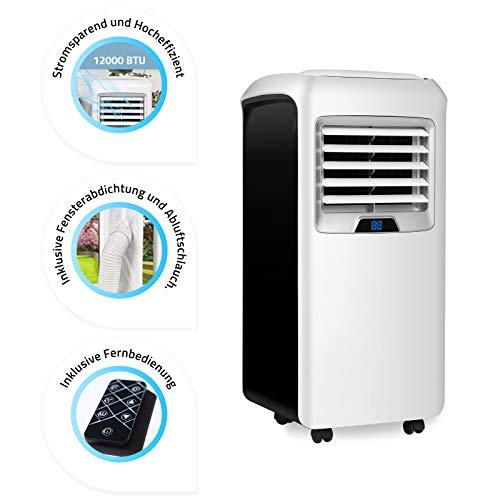 Home Deluxe - Mobile Klimaanlage SET Mokli XXL -...