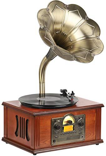 Retro Nostalgie Musikanlage   Grammophon  ...
