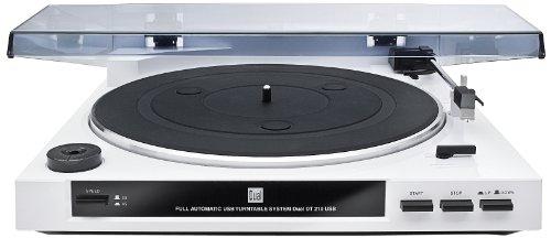 Dual DT 210 USB Schallplattenspieler mit...