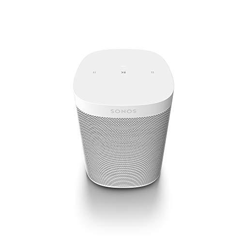 Sonos One SL All-In-One Smart Speaker (Kraftvoller WLAN Lautsprecher...