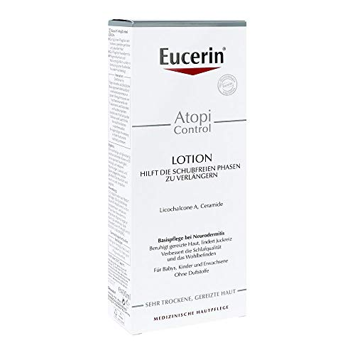 EUCERIN AtopiControl Lotion 400 ml Lotion