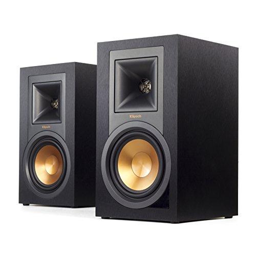 Klipsch R-15PM Regal-Lautsprecher mit Bluetooth...