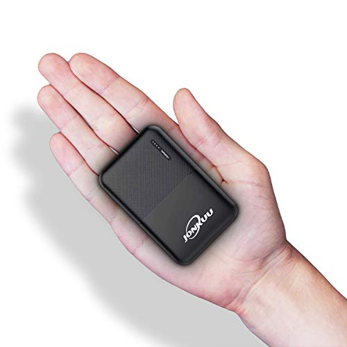 Handy Powerbank 10000mAh Mini Externer Akku...