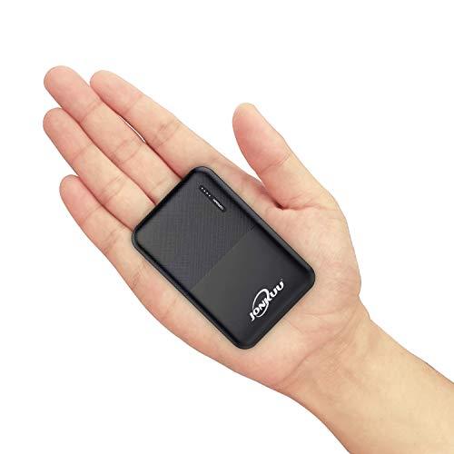 Handy Powerbank 10000mAh Mini Externer Akku Portable Phone Charger...