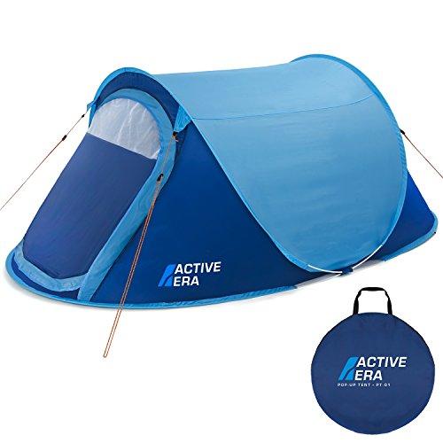 Active Era™ Wurfzelt für 2 Personen - Zelt mit...