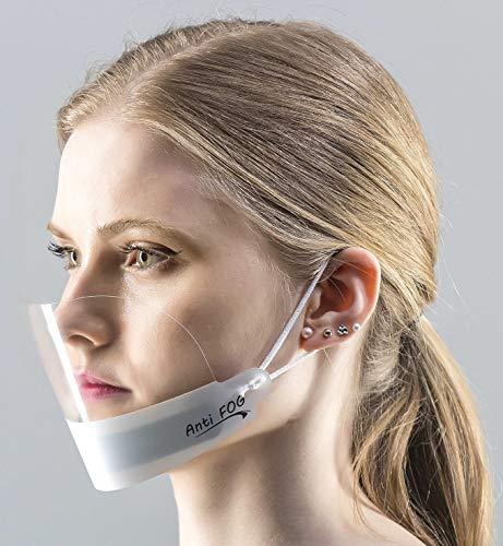 5 x Visier Gesichtsschutz Gesichtsvisier...