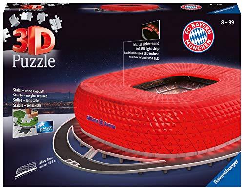 Ravensburger 3D Puzzle 12530 - Allianz Arena bei...