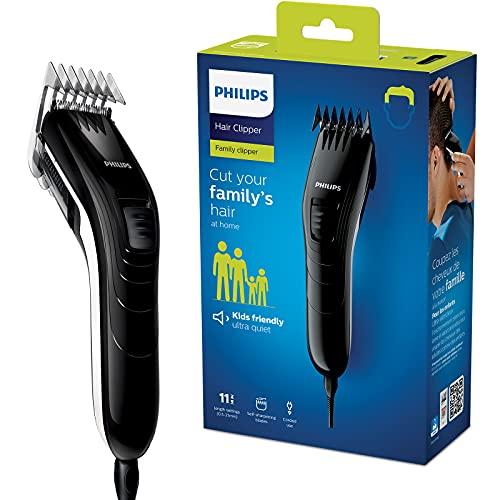 Philips QC5115/15 Haarschneider mit 11 präzisen Längeneinstellungen...