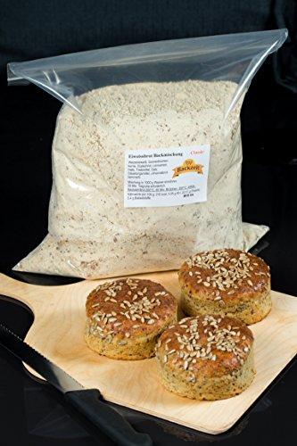 Eiweissbrot Backmischung 5kg XXL frisch abgefüllt...