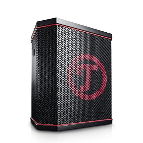 Teufel ROCKSTER AIR Schwarz Streaming Bluetooth Wireless Musik BT