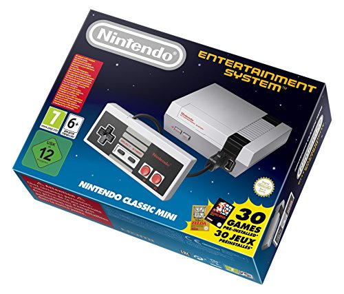 Nintendo Classic Mini: Nintendo Entertainment...