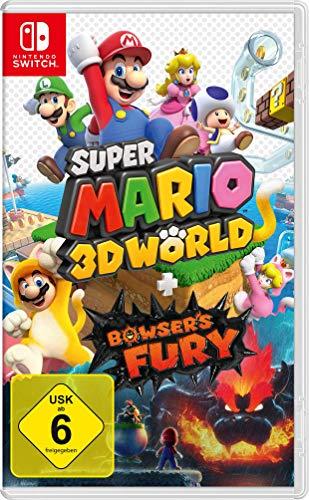 Super Mario 3D World + Bowser's Fury [Nintendo...