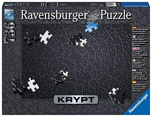 Ravensburger Krypt Puzzle, Schweres Puzzle für...
