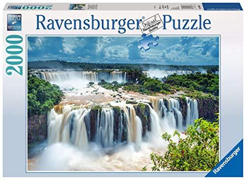 Ravensburger Puzzle 16607 - Wasserfälle von Iguazu, Brasilien - 2000...