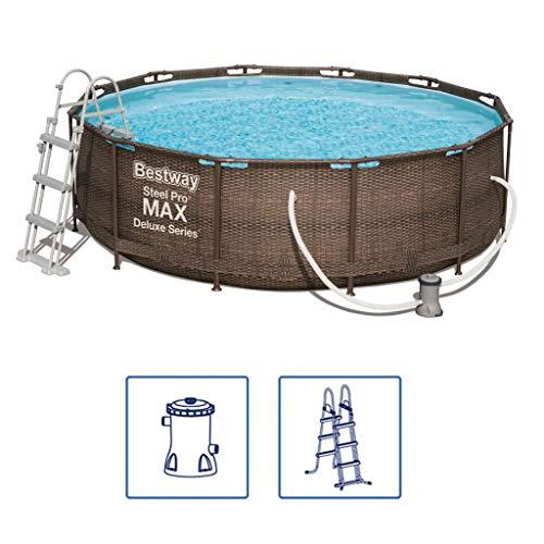 Bestway Steel Pro Max Frame Pool Komplettset...