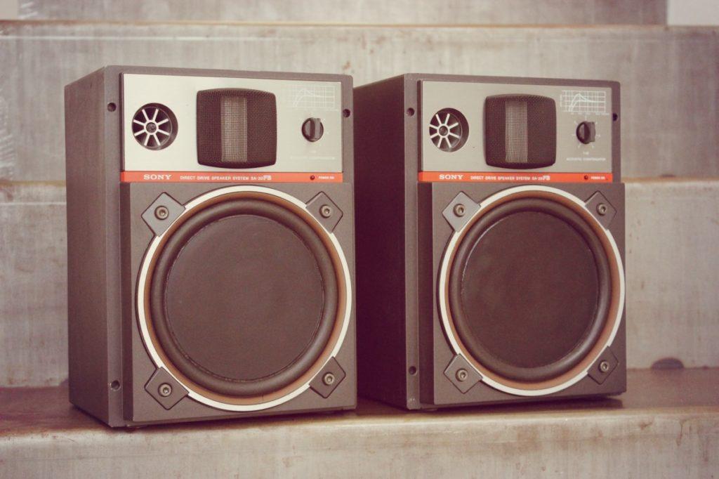 Vintage-Lautsprecher: Sony SA-20