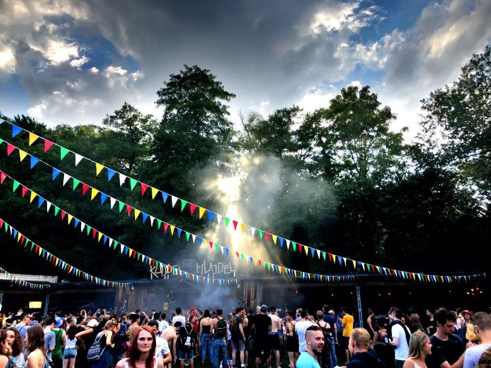 Kleine Techno-Festivals in Deutschland