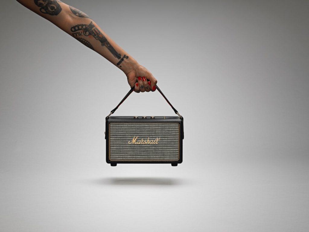 Marshall Kilburg Bluetooth-Lautsprecher Vintage