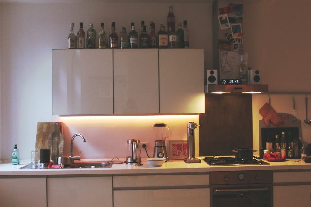 Philips hue Küche