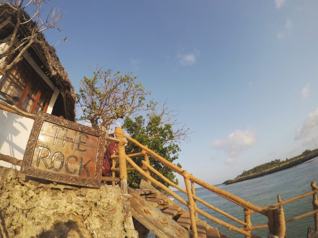The Rock Restaurant Sansibar