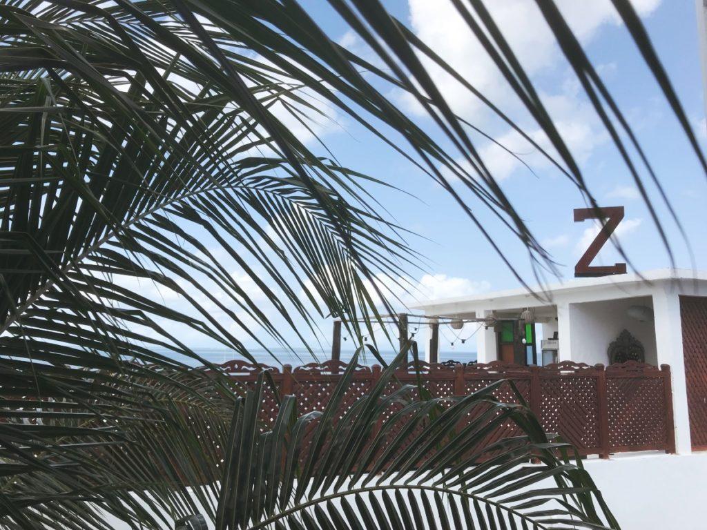 The Z Hotel Zanzibar Rooftop Bar
