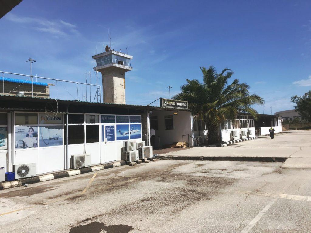 Das Ende vom Sansibar-Urlaub: Der Zanzibar Airport