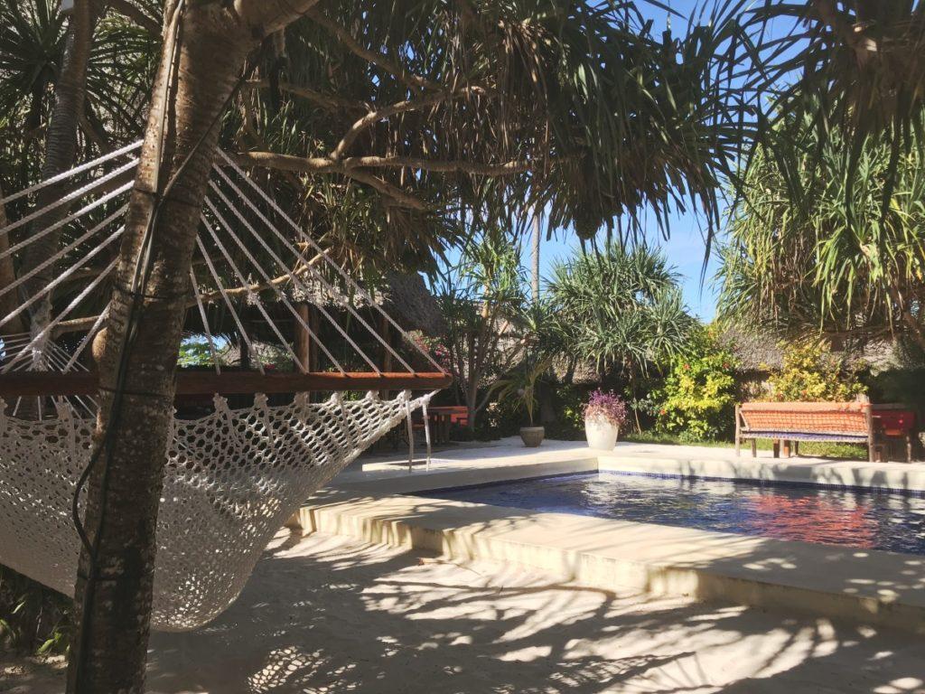 Zanzibar Bandas Hotel Pool