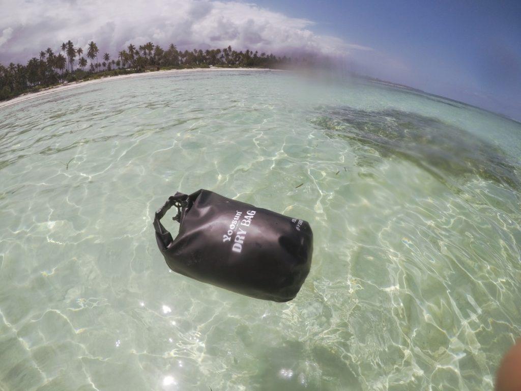 Trockene Sachen im Sansibar-Urlaub