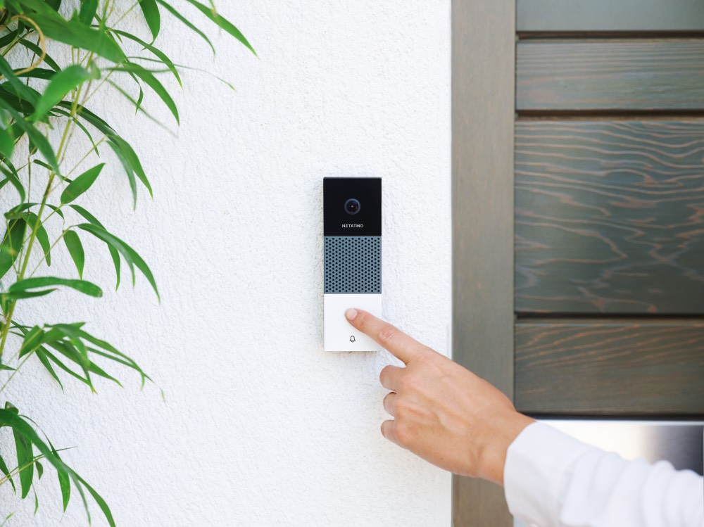 Netatmo Video Doorbell Homekit