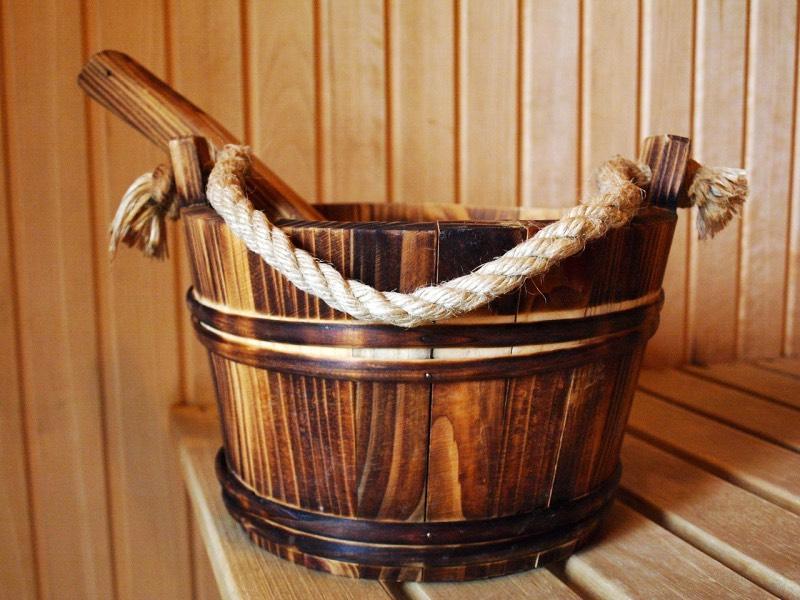 Tipp bei Neurodermitis: Regelmäßig in die Sauna