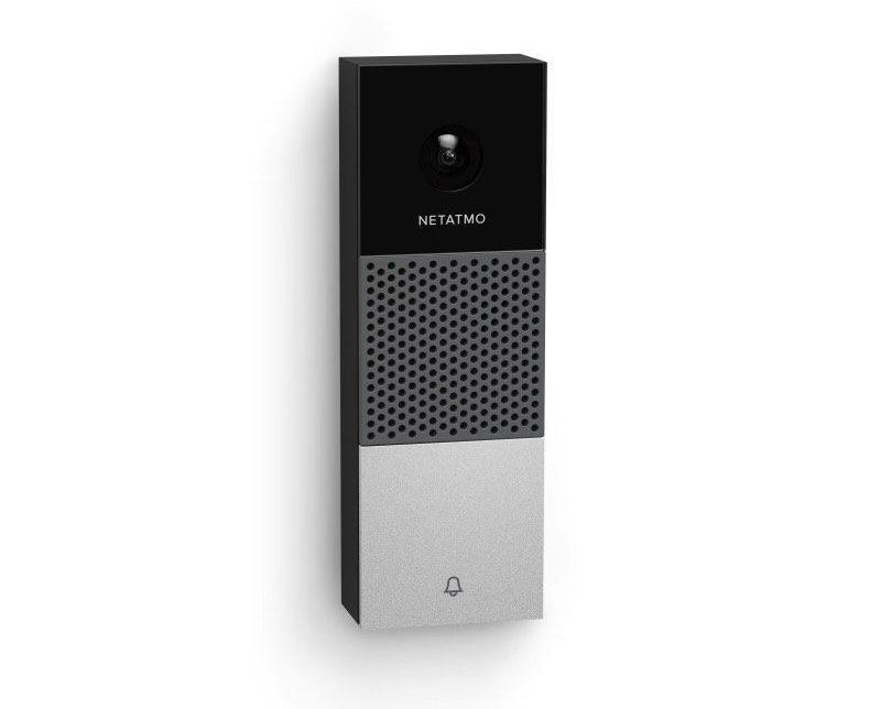 Netatmo Video Doorbell mit Homekit