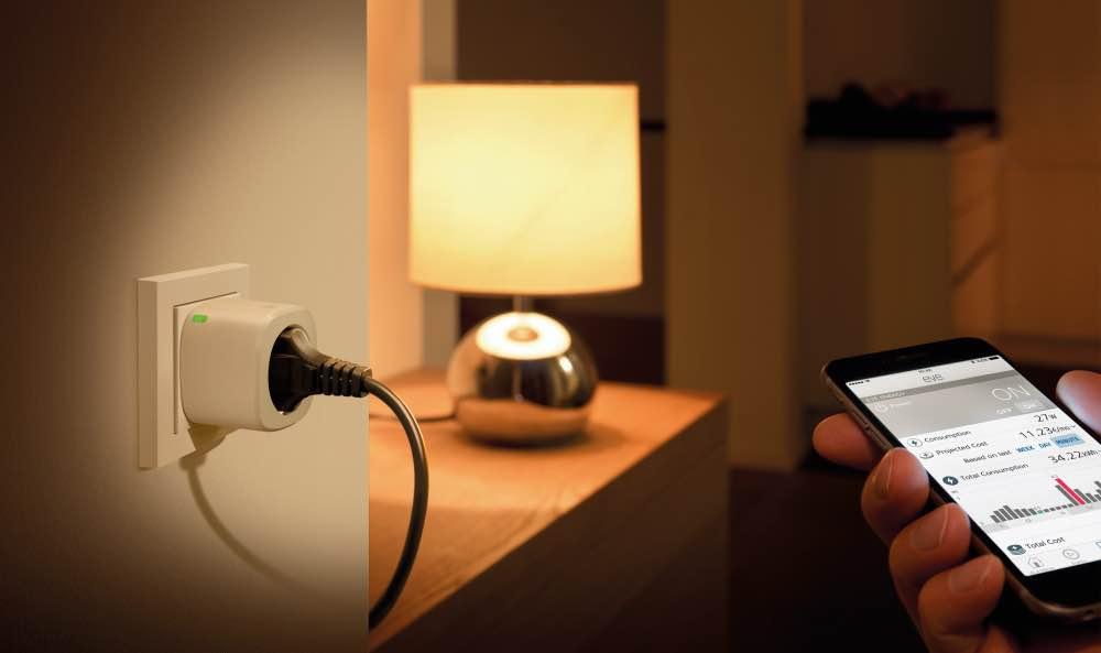 Steckdosen für die Home-App