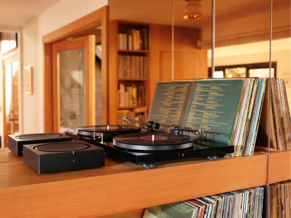 Sonos Amp für passive Lautsprecher