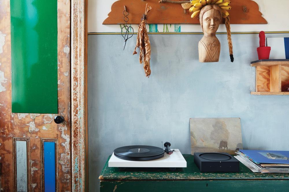 Sonos Amp für alte, passive Lautsprecher