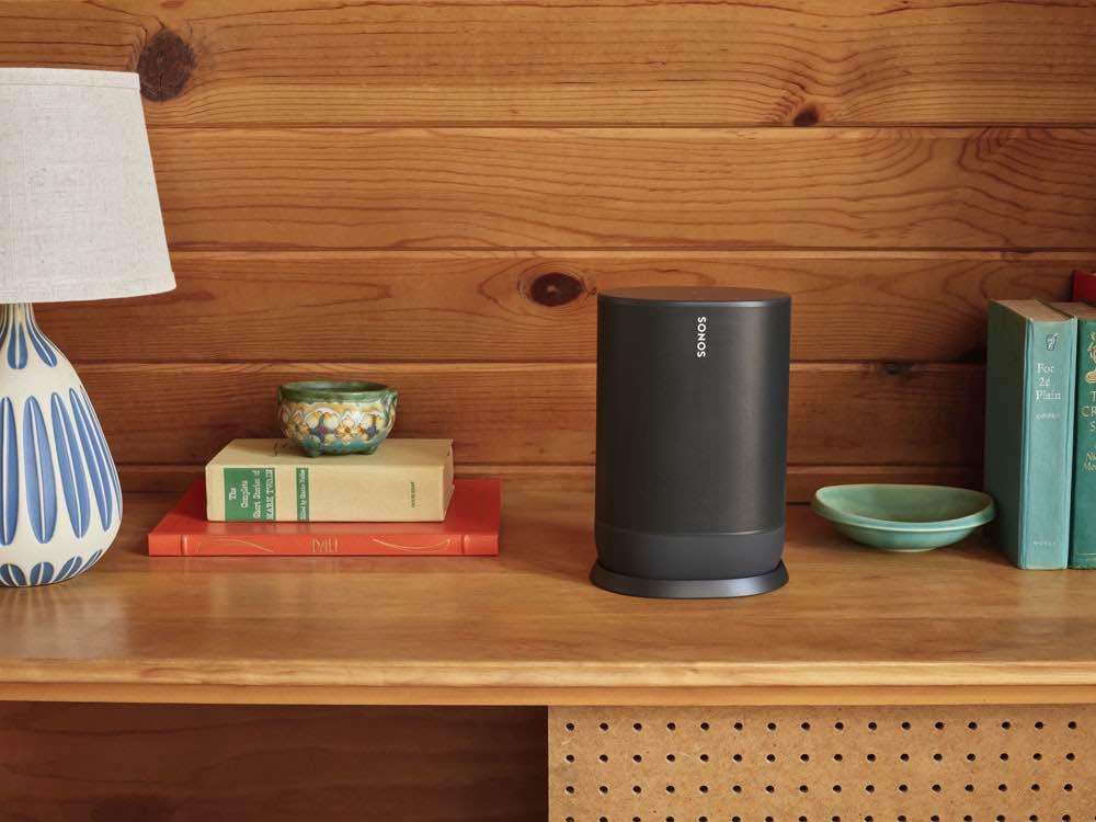 Sonos Move in Homekit integrieren