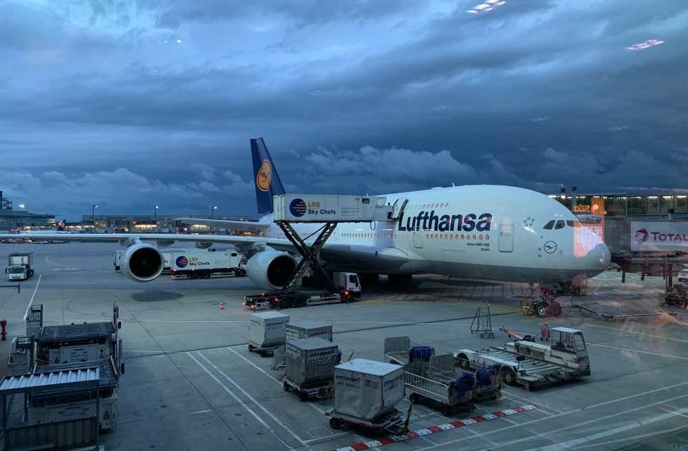 Lufthansa Meilen sammeln