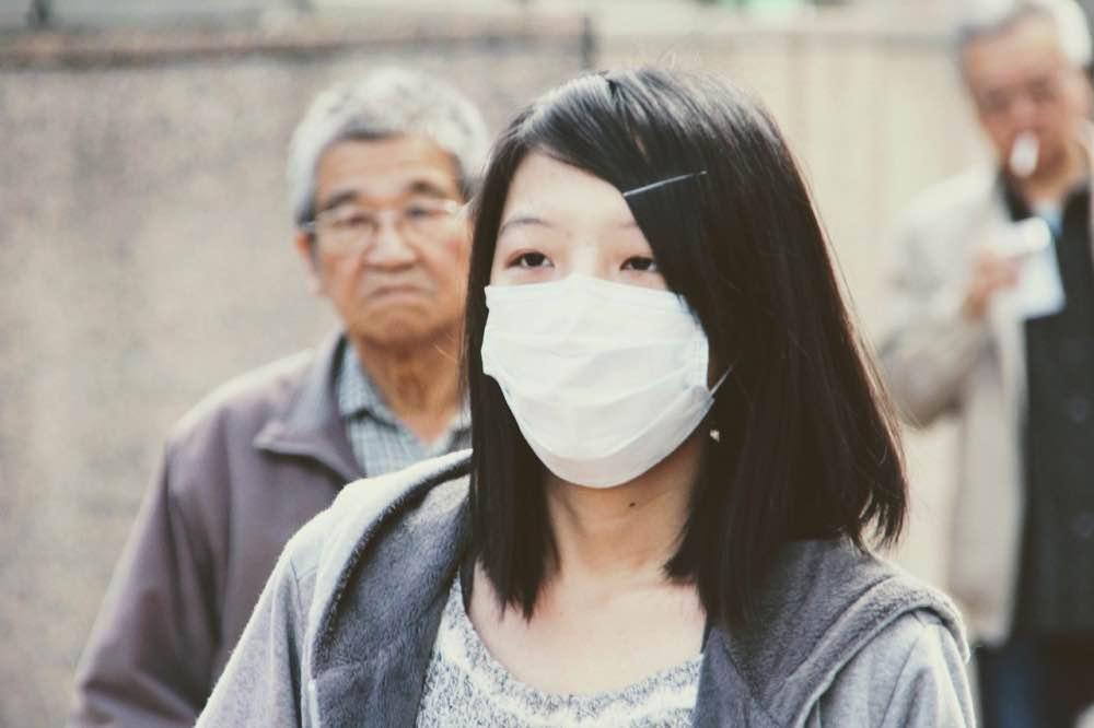Mundschutz gegen Coronavirus