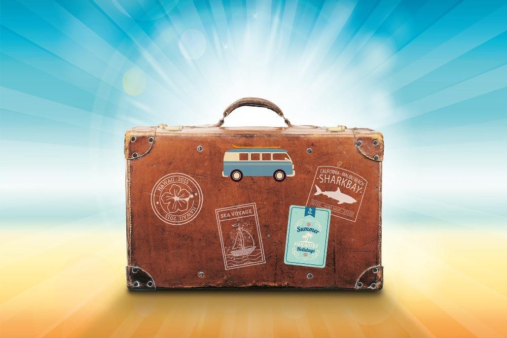 Die leichtesten Koffer für Handgepäck