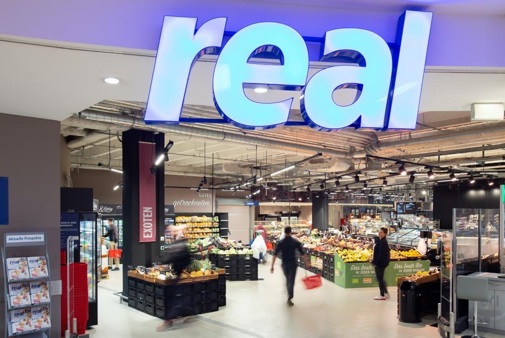 real Lieferservice Online Lebensmittel