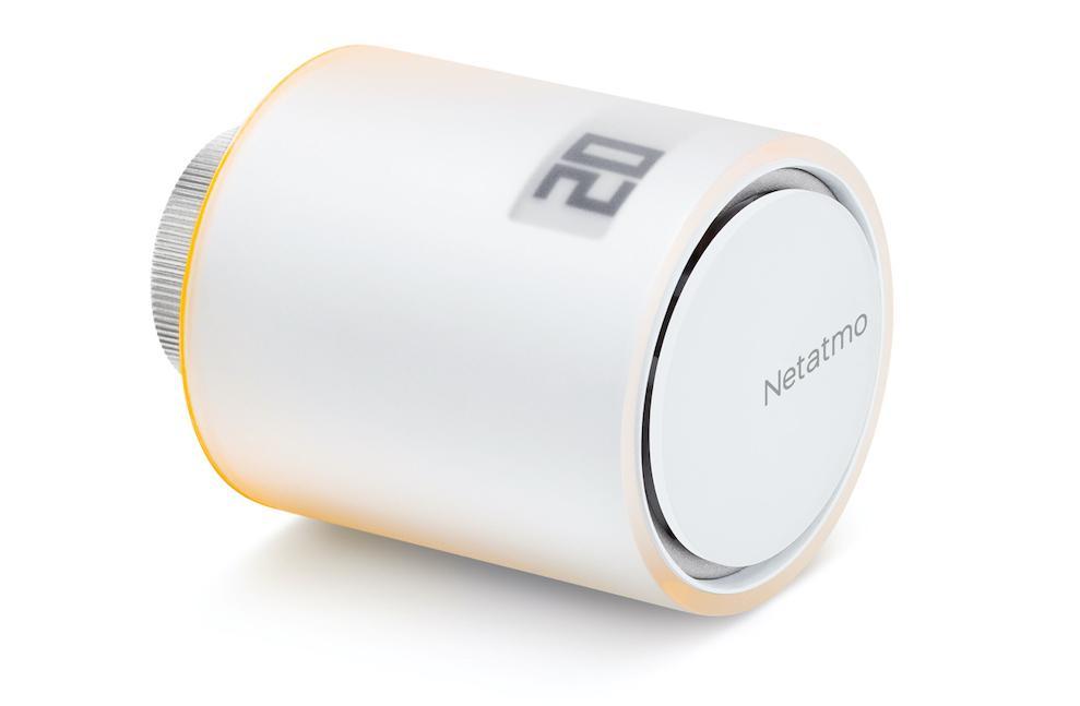 Netatmo Thermostat für Heizkörper mit Homekit