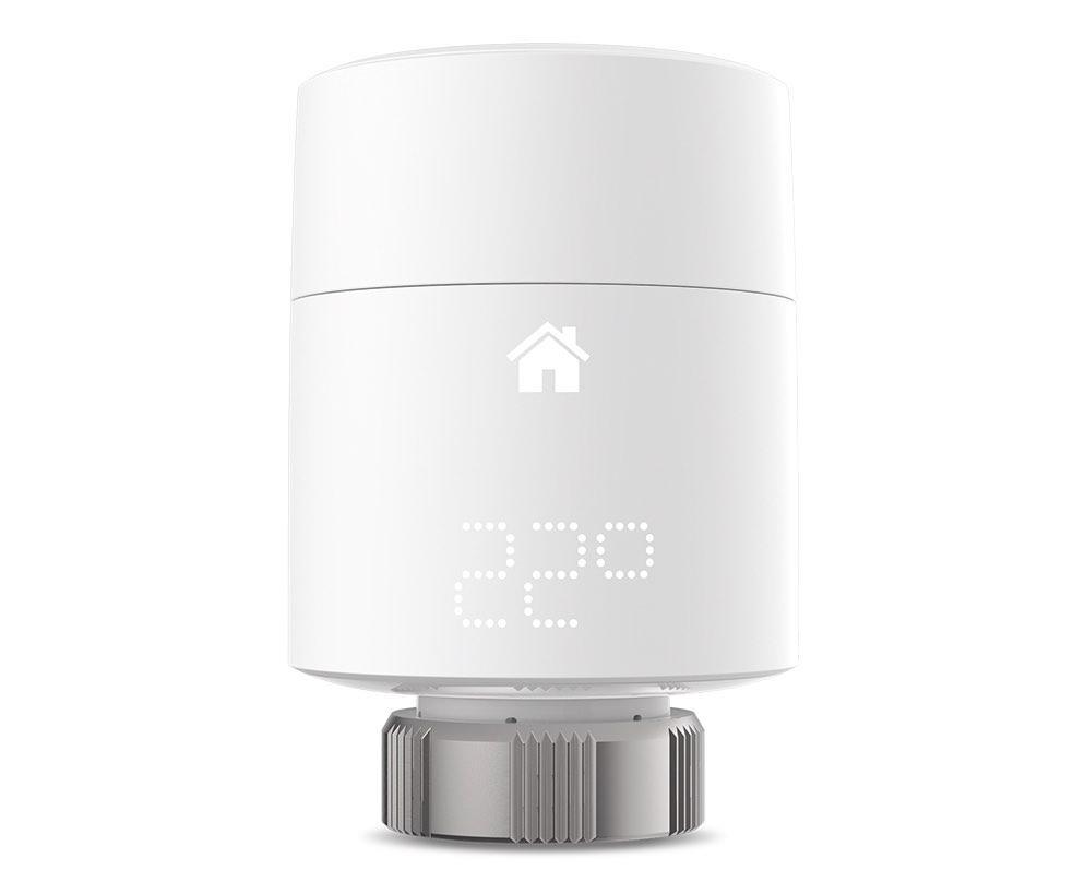 tado Thermostat für Heizkörper mit Homekit