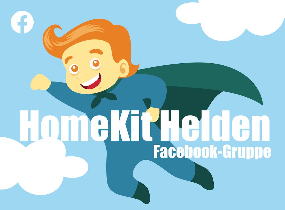 HomeKit Helden Facebook Gruppe